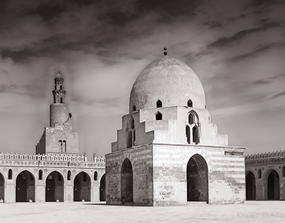 The Mosque of Ahmad Ibn Tulun