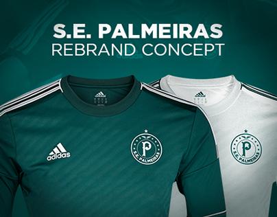 S.E. Palmeiras | Rebrand Concept