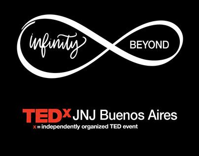johnson & johnson TEDx Campaign Design