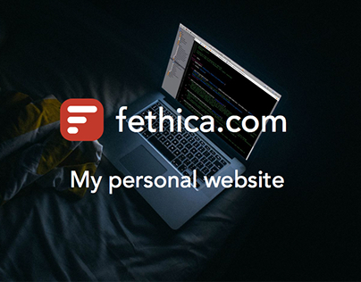 fethica.com website design