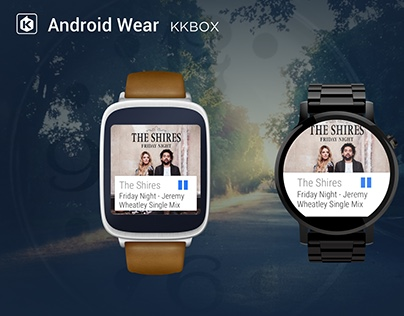 KKBOX on Android Wear