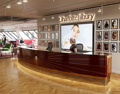 Charlotte Tilbury - Head office