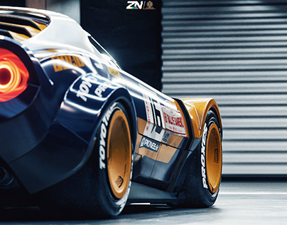 Stratus - Olio Fiat livery - garage