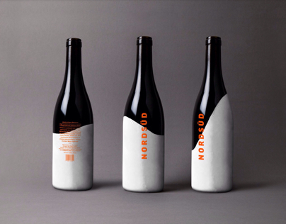 Nordsüd Wine Packaging