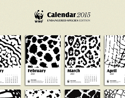 WWF Calendar