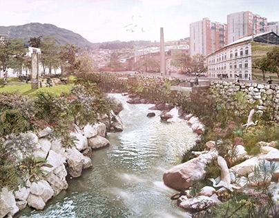 Corredor Ecológico de Ronda Río Fucha