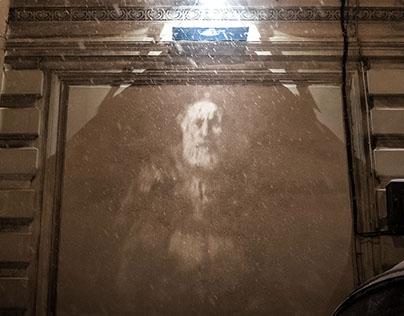 Shadow portraits of Rembrandt