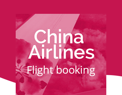 China Airlines re-design