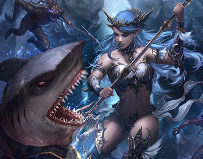Princess of the Sea