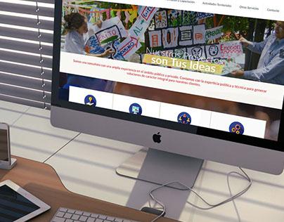 Proyecto Activo- Diseño y desarrollo Web
