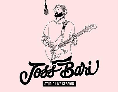 JOSS BARI   Album cover