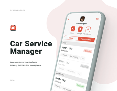 Car Service Manager - The App for Car Service Business