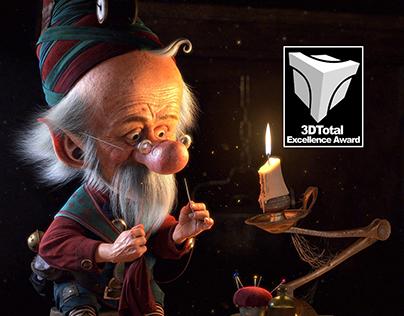 The Little Christmast elf