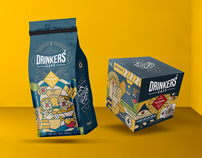 DRINKERS - COFFEE FANATICS