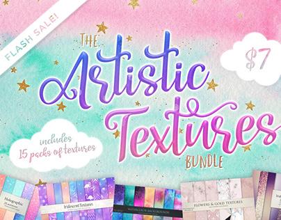 The Artistic Textures Bundle