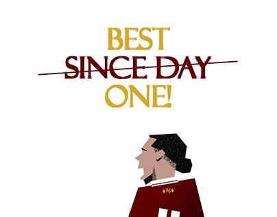Virgil Van Dijk - BEST since day ONE!