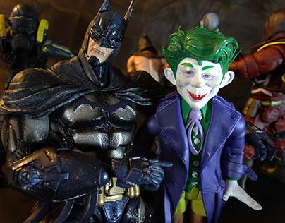 A longa noite de pesadelos do Batman
