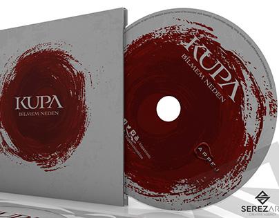 Kupa - Neden Bilmem / Single Cover Design