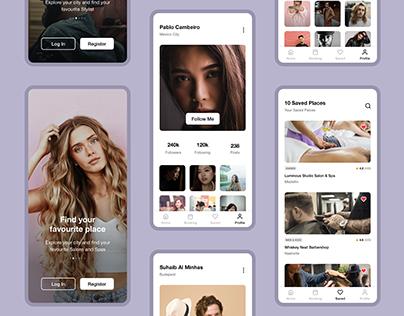 UI Designs 2019 - #01