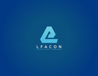 Shape logo design, A shape logo, L shape logo design