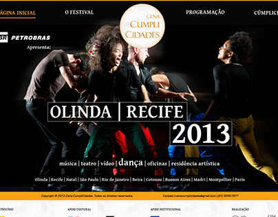 Cena Cumplicidades 2013