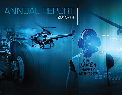 CASA Annual Report 2013-2014