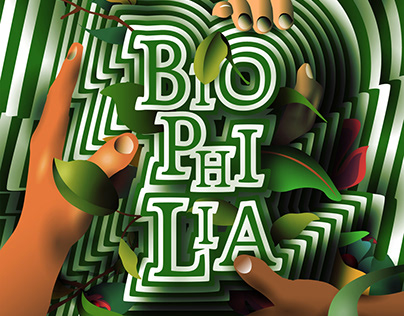 BIOPHILIA poster exhibition | USA