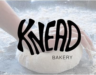 Knead Bakery: Brand identity