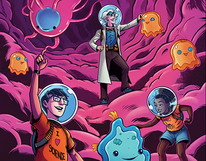 PROFESSOR NIMBAL: PREVIEW PAGES