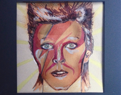 Bowie, forever young