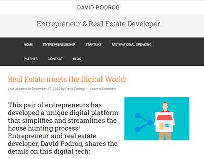 Mudafy: a real estate app