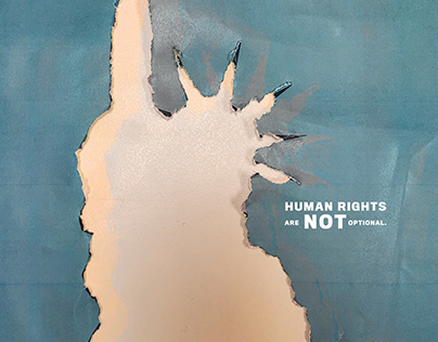 Amnesty International Poster Concept