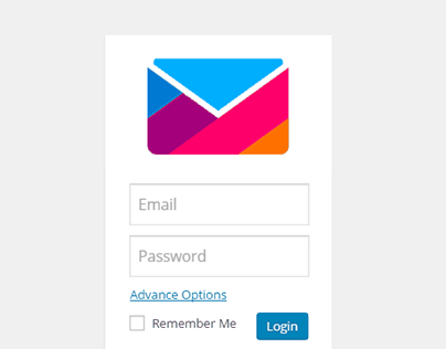Email Login [Animated]