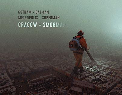 Smogman - Kraków