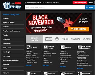 Website Black Friday