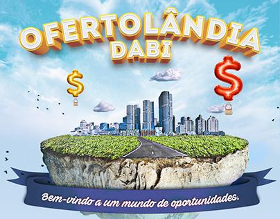Ofertolândia DabiAtlante