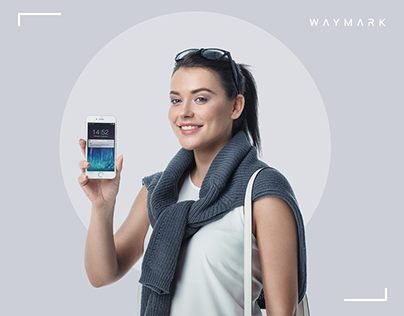 Waymark advertising technology website