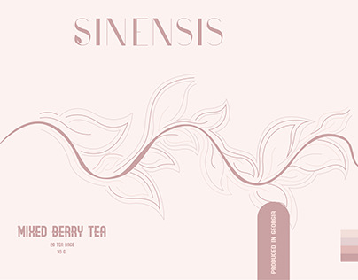 Tea packaging&logo design