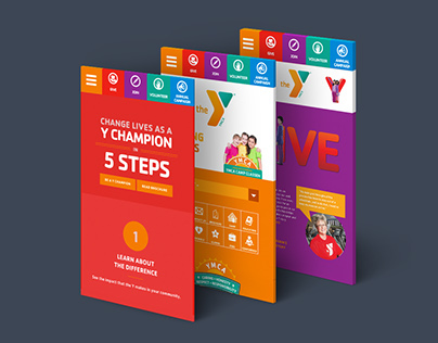 YMCA Responsive Web Design