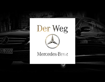 My Mercedes-Benz Story. (German)