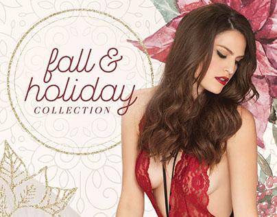 Leg Avenue - Fall & Holiday Lingerie Catalog (2016-17)
