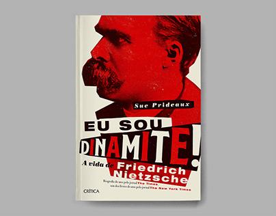 Book cover – I am dynamite!