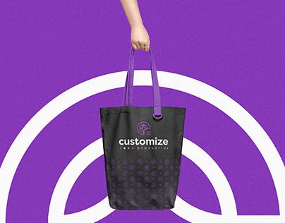 Customize Acessórios - Identidade Visual