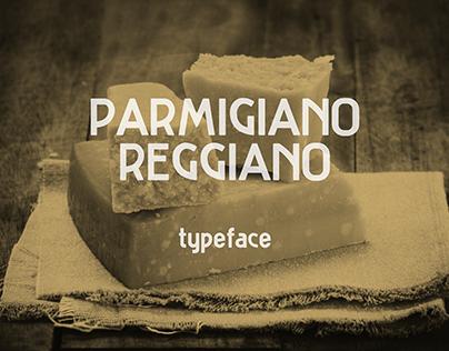 Parmigiano Reggiano | Typeface