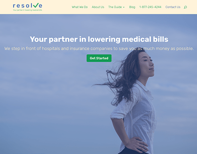 resolve medical bills