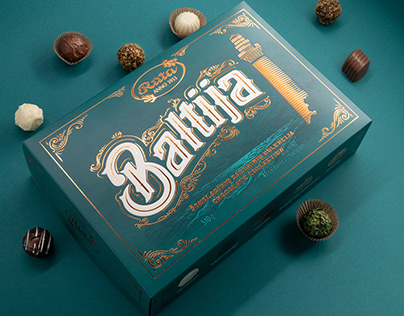 Baltija - Chocolate Collection