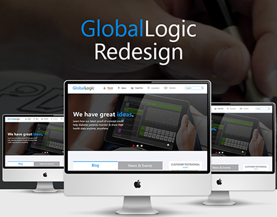 Global Logic Redesign