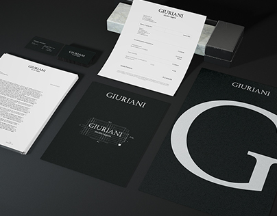 Giuriani | Brand identity