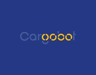 Cargobot™. Logistics Platform Branding.