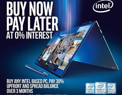 Konga, Intel & Baines Promo